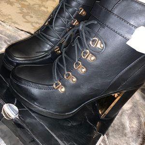Size 10 torrid booties!